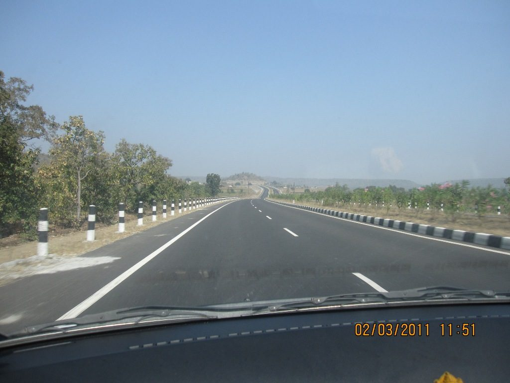 Kanha - Pench Car Trip from Hyderabad (2011) 3