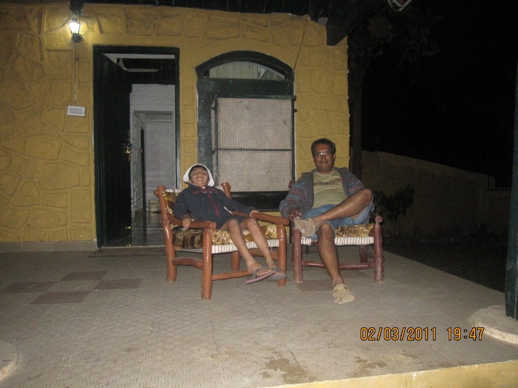 Kanha - Pench Car Trip from Hyderabad (2011) 4