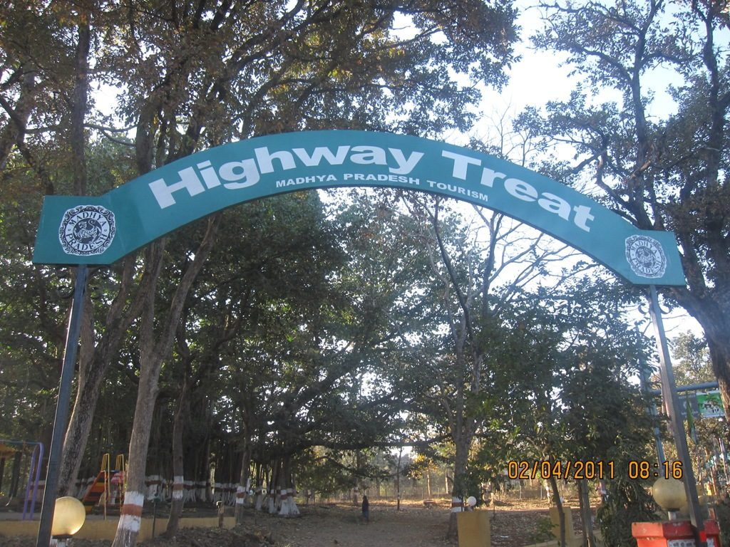 Kanha - Pench Car Trip from Hyderabad (2011) 5