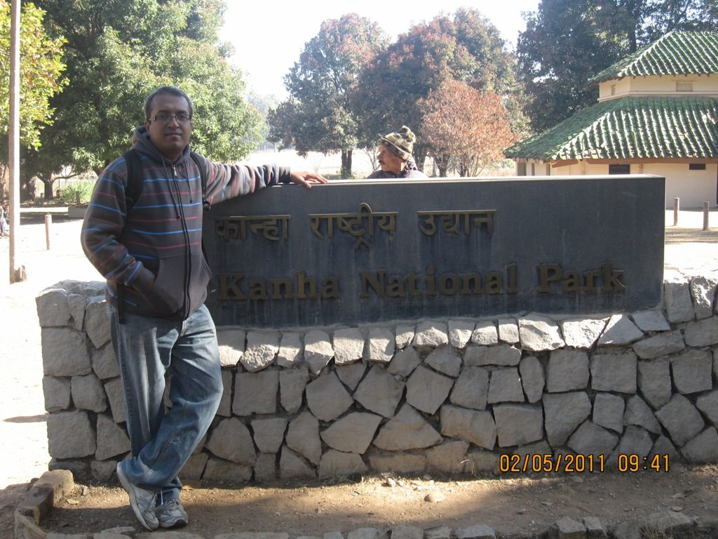 Kanha - Pench Car Trip from Hyderabad (2011) 24